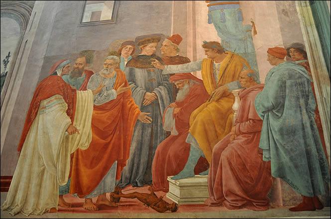 apôtre pierre crucifié