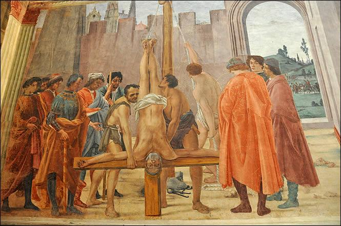 Rome Chrétienne et ses monuments - EUGENE DE LA GOURNERIE - 1867 Martyre-saint-pierre