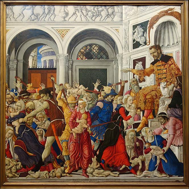 Le Massacre des Saints Innocents