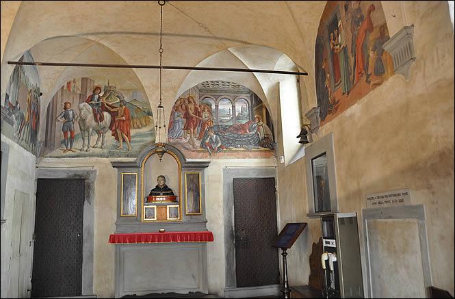 L'oratoire dei Buonomini di San Martino